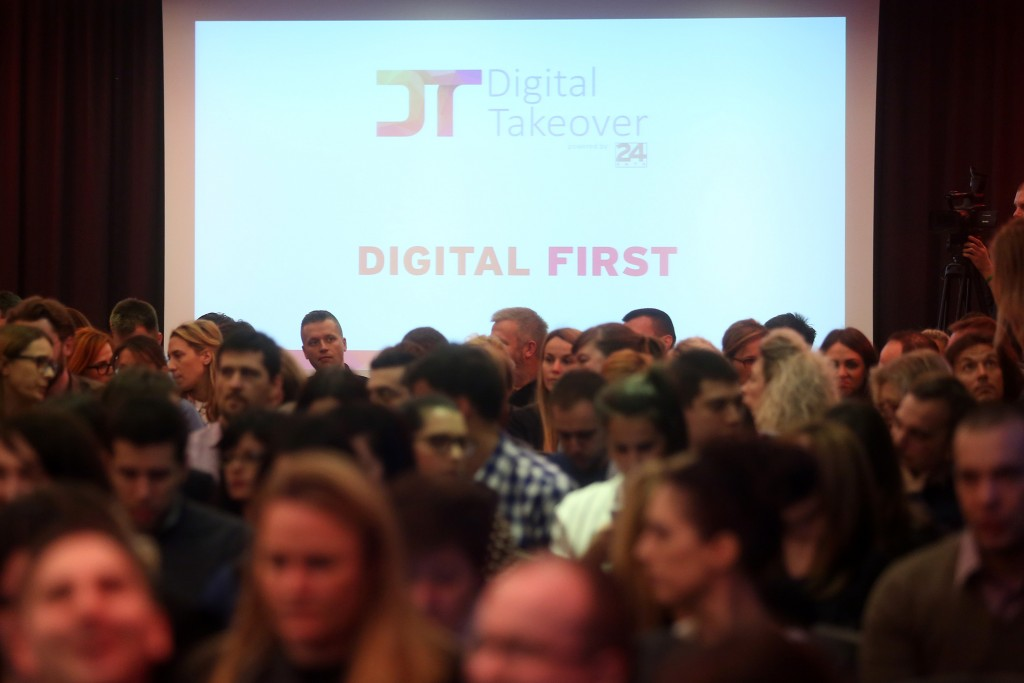 Digital Takeover 2